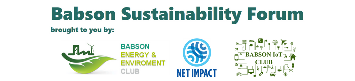 Sustainability Conference 2018
